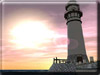 Lighthouse 3D Screensaver